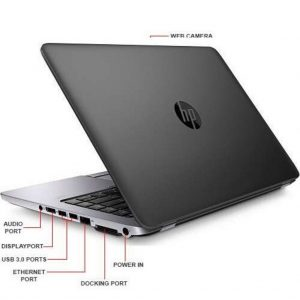 Portátil HP 840 G1 Core i5 | 8GB RAM | 500 HDD | W7 – Recondicionado